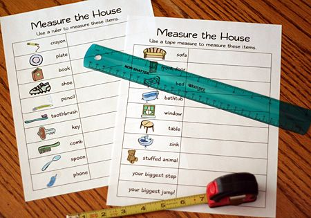 Measure the House