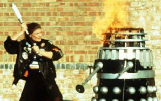 Ace (played by Sophie Aldred, 1988-9). A streetwise tomboy with a passion of pyrotechnics, Ace was arguably the first time a companion was given an emotional journey as the series developed, prefiguring the Russell T Davies era in that respect, as the Doctor forced her to confront her phobias and neuroses. Sophie Aldred managed to give what could have been a very annoying companion a likeability which made Ace another good foil for the Doctor.