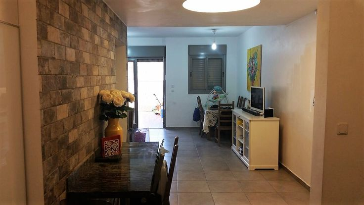 Open Floorplan – Garden Apartment on Rabbi Yannai