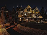 One of the world's most famous haunted houses now open for booze and overnight ghost hunts Winchester House