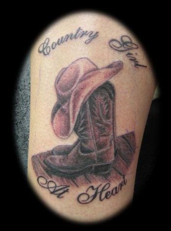 Country girl | Tattoo | Pinterest