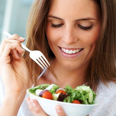 one more thing you can combat with great food