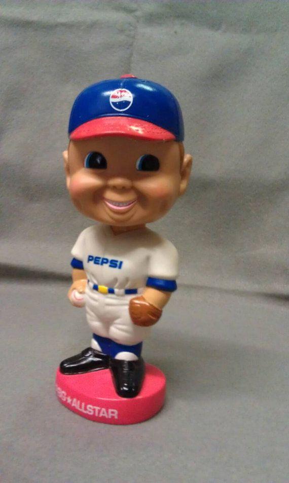Pepsi Cola PBG All-star Nodder-Bobble Head
