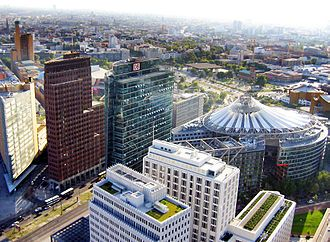 Potsdamer Platz - Wikipedia, the free encyclopedia