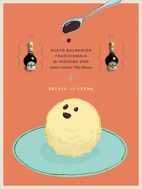#ABTM + gelato alla crema