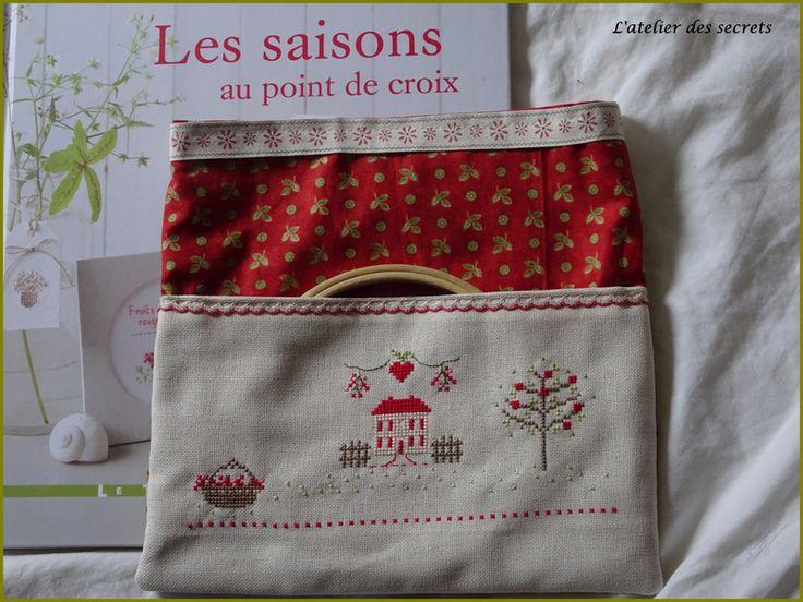 Pochette Eté SAL Les Quatre Saisons