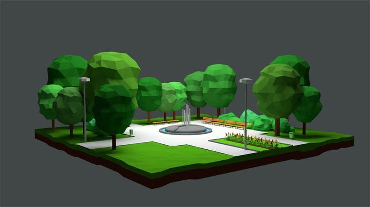 Fountain in Piestany on Behance