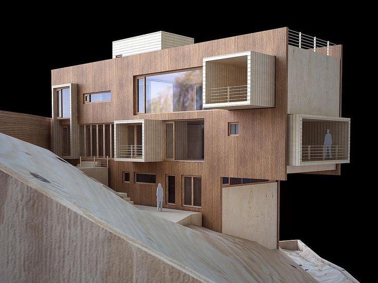 Casa SaMa fachada sur, south facade #arquitectura #arquitecto…