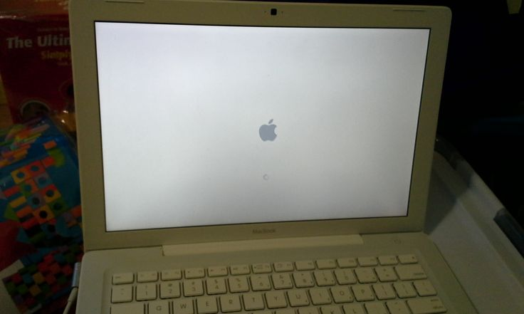 MacBook OS Lion 10.7.5