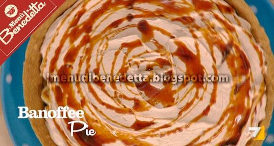 Banoffee Pie di Benedetta Parodi