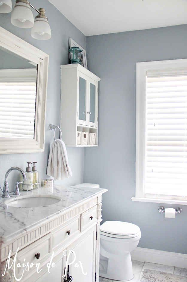 Pin On For The Home, Colors For Small Bathroom