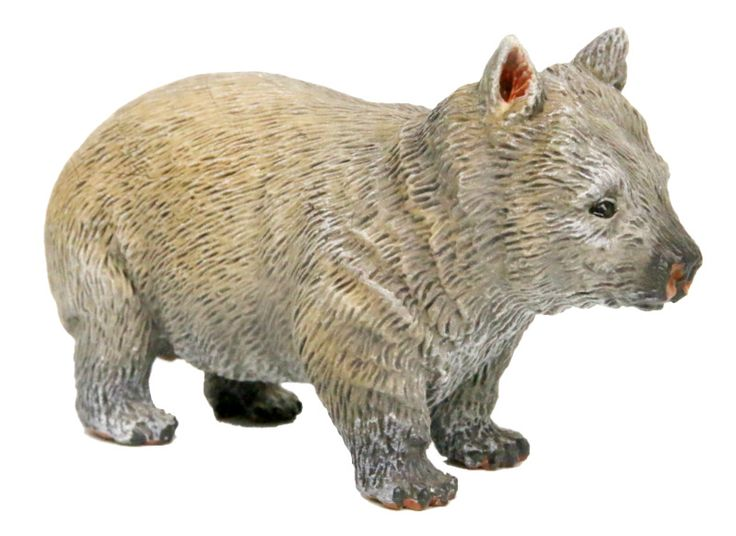 Southern Hairy-Nosed Wombat Figurine