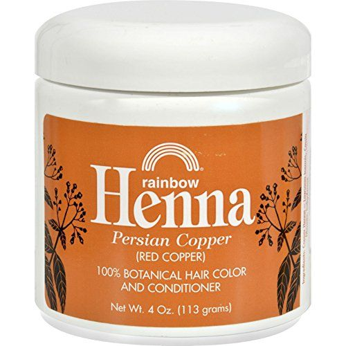 http://picxania.com/wp-content/uploads/2017/08/rainbow-research-henna-hair-color-and-conditioner-persian-copper-4-oz-red.jpg - http://picxania.com/rainbow-research-henna-hair-color-and-conditioner-persian-copper-4-oz-red/ - Rainbow Research Henna Hair Color and Conditioner Persian Copper, 4 oz., Red - Price: Rainbow henna rainbow henna has no additives, chemicals, or pesticides. Rainbow henna coats each hair shaft with color. Blends naturally. Fades gradually. Lasts 4-6 w