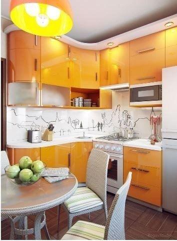 Дизайн кухни - Дизайн интерьеров | Идеи вашего дома | Lodgers