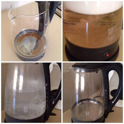 Check out these amazing before, during and after photos of the Maxim descaler cleaning the kettle. This product is extremely effective especially on hard water residue! You only need 50ml to clean kettles, washing machines, coffee machines dishwashers etc. Can be used on shower screens and base of taps that have a calcium build up! For more information, visit www.nat.trinature.com  #Maxim #lovetrinature
