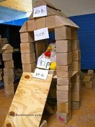 Afbeeldingsresultaat voor kleuters bouwen