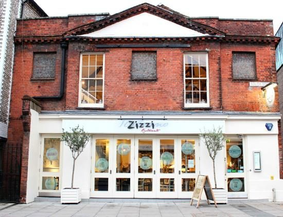 Photo of Zizzi - Chichester. The same building, present-day.