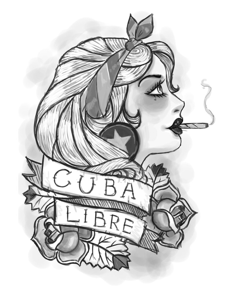 Cuba Libre by ~cassiaramone on deviantART