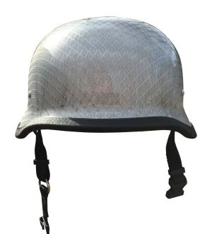 German Carbon Fiber Kevlar Helmet