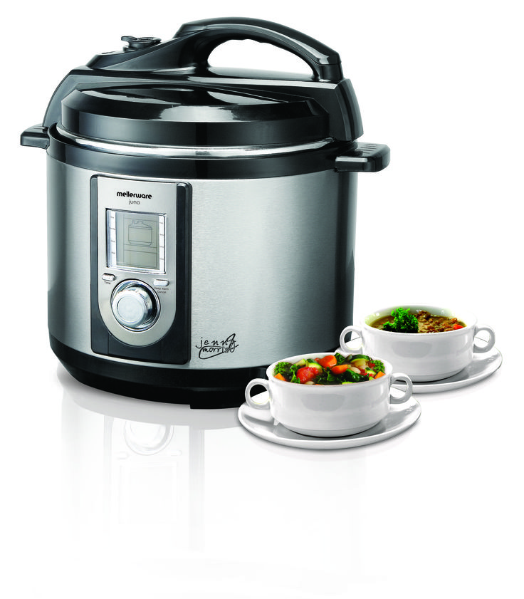 juno 5l electric pressure cooker  http://www.mellerware.co.za/products/juno-5l-electric-pressure-cooker-27400