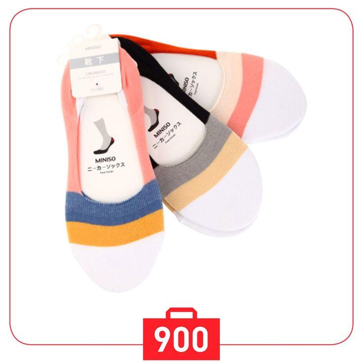 🎀 Удобные и красивые женские следики от #miniso 🇯🇵 — ваши ноги будут довольны 💛💚💜 Женские следики от японского fast-fashion бренда 🎎 представляют собой идеальную комбинацию натуральности 🍀, комфортности и стильного дизайнерского исполнения✨ Изготовленные на основе 100% беспримесного хлопка, носочки отличаются 😉 ✨исключительной мягкостью; ✨деликатной, но надежной резинкой; ✨привлекательным и стильным внешним видом. 😉 В магазинах бренда представлен широкий ассортимент моделей и все…