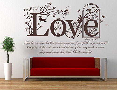 1 Peter 1 v 7 Bible NIV Verse Quote, Vinyl Wall Art Stick... https://www.amazon.ca/dp/B079YW9X4W/ref=cm_sw_r_pi_dp_x_OprKAbPWAN0YG
