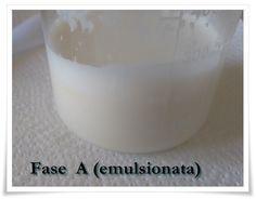 Fase A - dopo emulsione