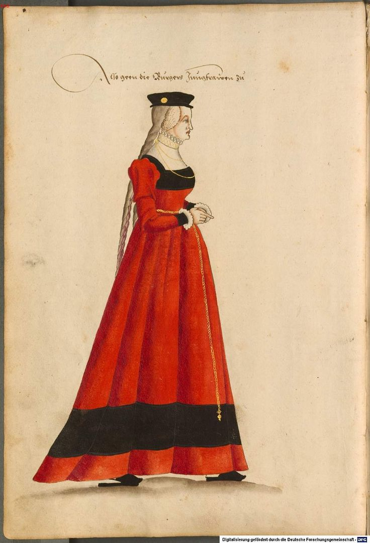 Augsburg Maiden (Burger class) going to a dance