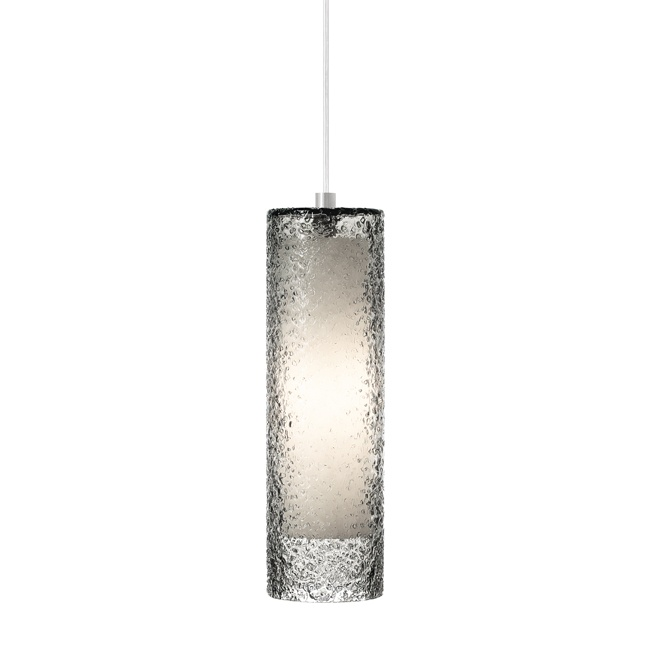 Rock candy smoke glass lbl lighting pendant neat for the powder room