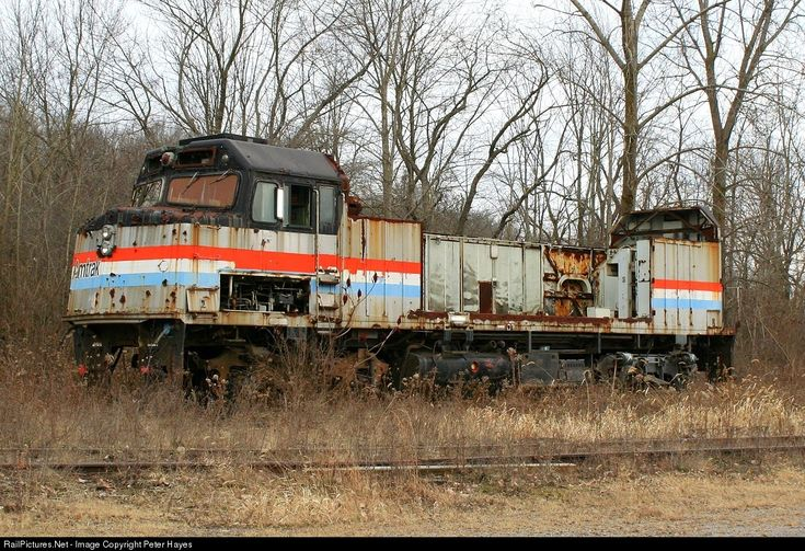 Railpictures Net Photo Amtk 410 Amtrak Emd F40ph At