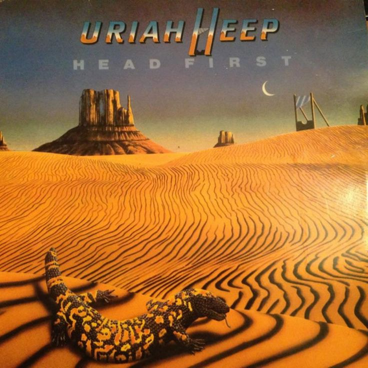 URIAH HEEP - Head First (1983)