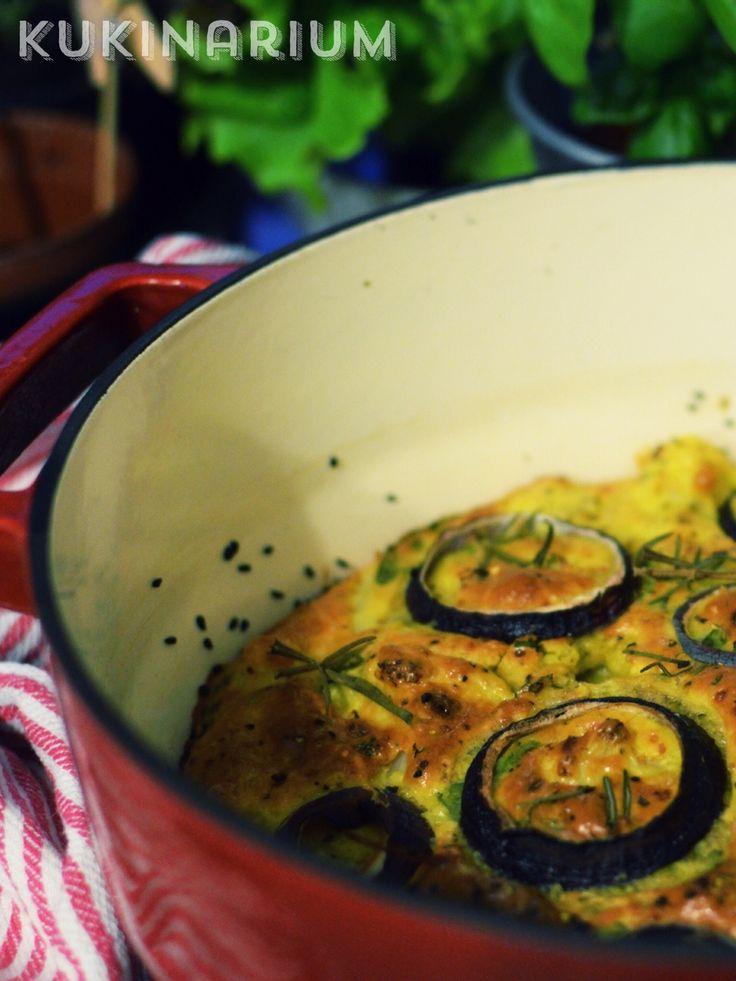 Kukinarium: Pachnące ziołami ciasto kalafiorowe Yotama Ottolen...