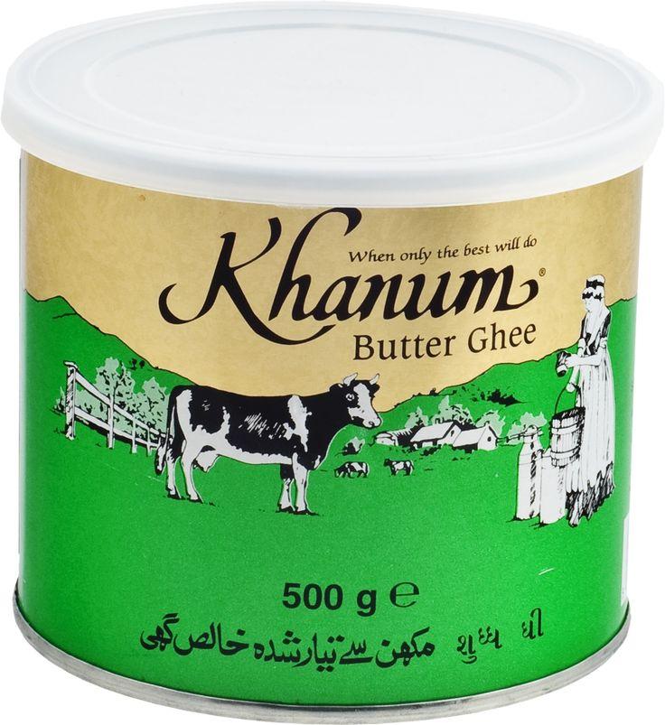 #Khanum Pure #Ghee #Boter