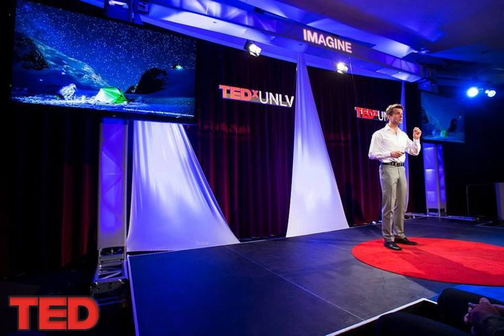 A behind the scenes of a TEDx talk. What does it take to produce a decent piece for TED conference?