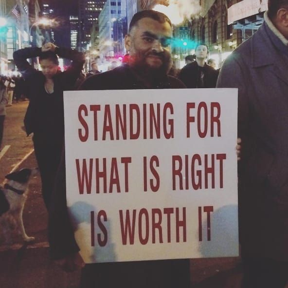 24 Signs From Trump Protests That Will Make You Feel A Little Better Protest Signs Anti Trump Protest Signs Trump Protest