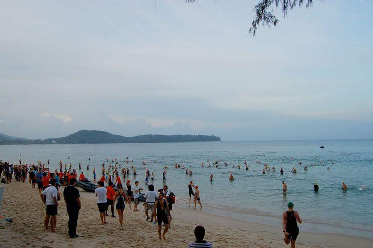 Pre-race - Ironman 70.3 Phuket, Thailand