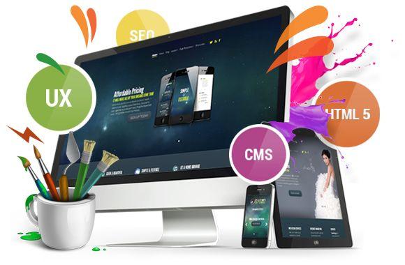 #Κατασκευή #ιστοσελίδων, Φιλοξενία, σχεδιασμός και υποστήριξη ιστοσελίδων με διεθνή standards. Διαχείριση των εταιρικών email, και της προώθησης στην Google.