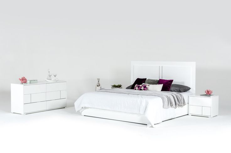 17 best ideas about white bedroom furniture on pinterest - White bedroom furniture pinterest ...