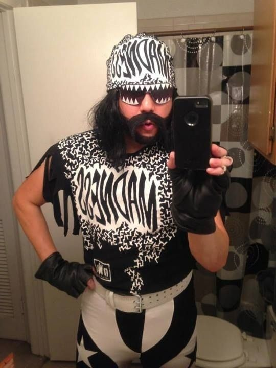 Professional Halloween Makeup Dallas: 25+ Best Ideas About Professional Wrestling On Pinterest