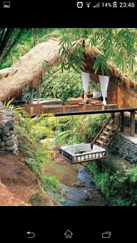 Lovely tree house!
