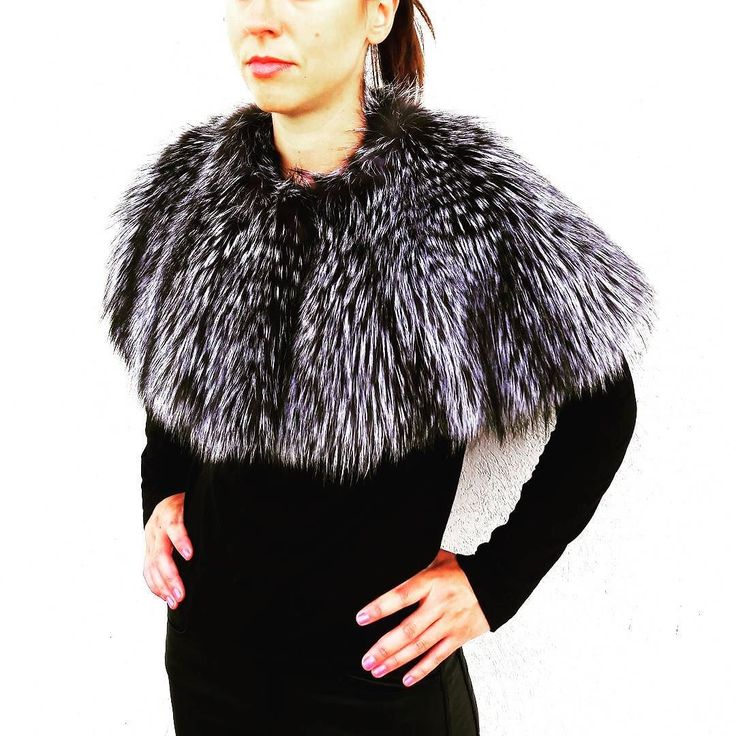 If you like to buy one of our products please visit our etsy shop (link in bio) #real #fur #stole #cap #women #clothing #vest #collection #color #new #handmade #luxury #luxuryfurs #silver #grey #blackstole #black #etsy  #summer #summertime #fashion #sun #sunset #accessories #follow #style #jewelry #brand