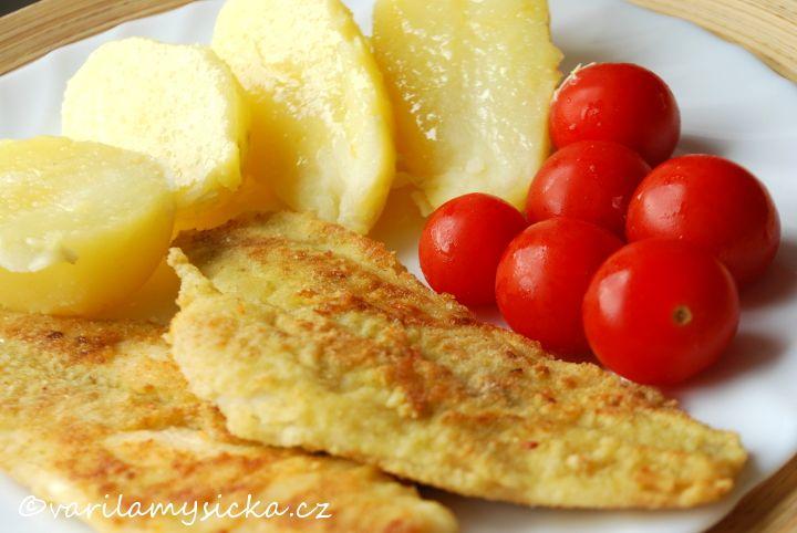 Ryba po mlynářsku - maximálně jednoduchá a výborná