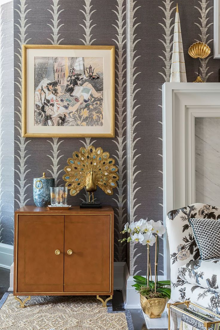 Louis Vuitton Wallpaper For Bedroom 17 Best Images About Statement Wallpapers On Pinterest Living