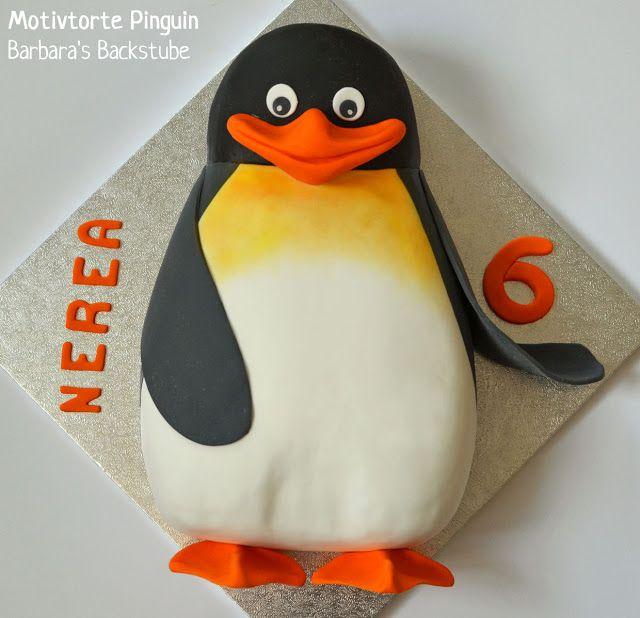 Barbaras Bäckerei: Penguin Pie (luftiger Joghurtkuchen mit Orangenquark)   – Rezepte