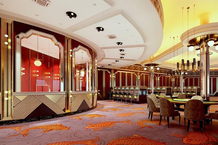 Holiday Palace Casino Hotel at Poipet,Cambodia