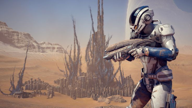 EA has released a new Mass Effect: Andromeda trailer that reveals more of the Andromeda galaxy released to celebrate N7 Day. See it at PS4Mag