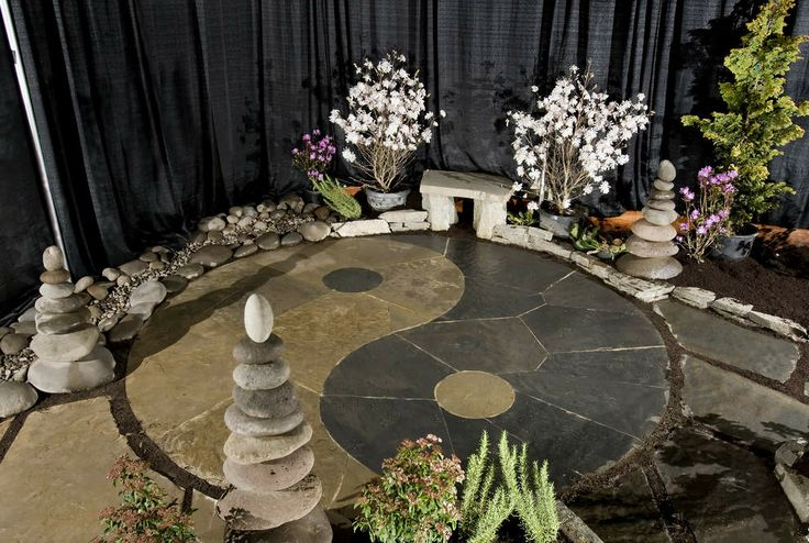 64 best Yin Yang garden ideas images on Pinterest ...