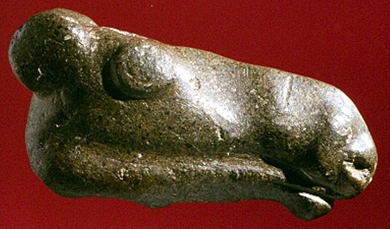 Huittisten hirvenpää 7000-6000 eKr.