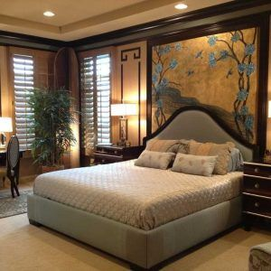 Oriental Bedroom Decorating Ideas