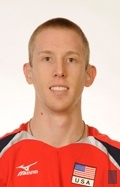 David Smith -- USA Men's Olympic Volleyball Team, London 2012. Born May 15, 1985 in Panorama City, Calif… David married wife, Kelli in 2008. Son Cohen was born in May of 2012... David attended Saugus High School (1999-2003) where he played both volleyball and soccer… Studying civil engineering at UC Irvine… The Bible is his favorite book… David was born with mild-to-severe hearing loss. He wears hearing aids to assist him on and off the court.